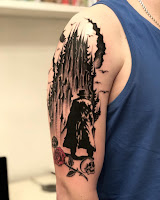 steven king tattoo