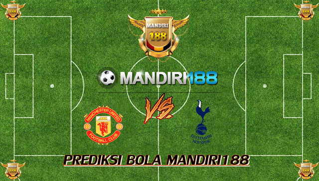 AGEN BOLA - Prediksi Manchester United vs Tottenham Hotspur 28 Oktober 2017
