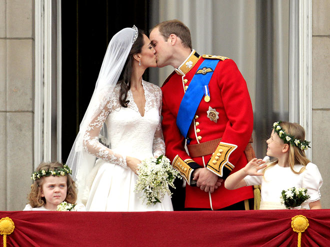 the best pics from Kate and William's wedding