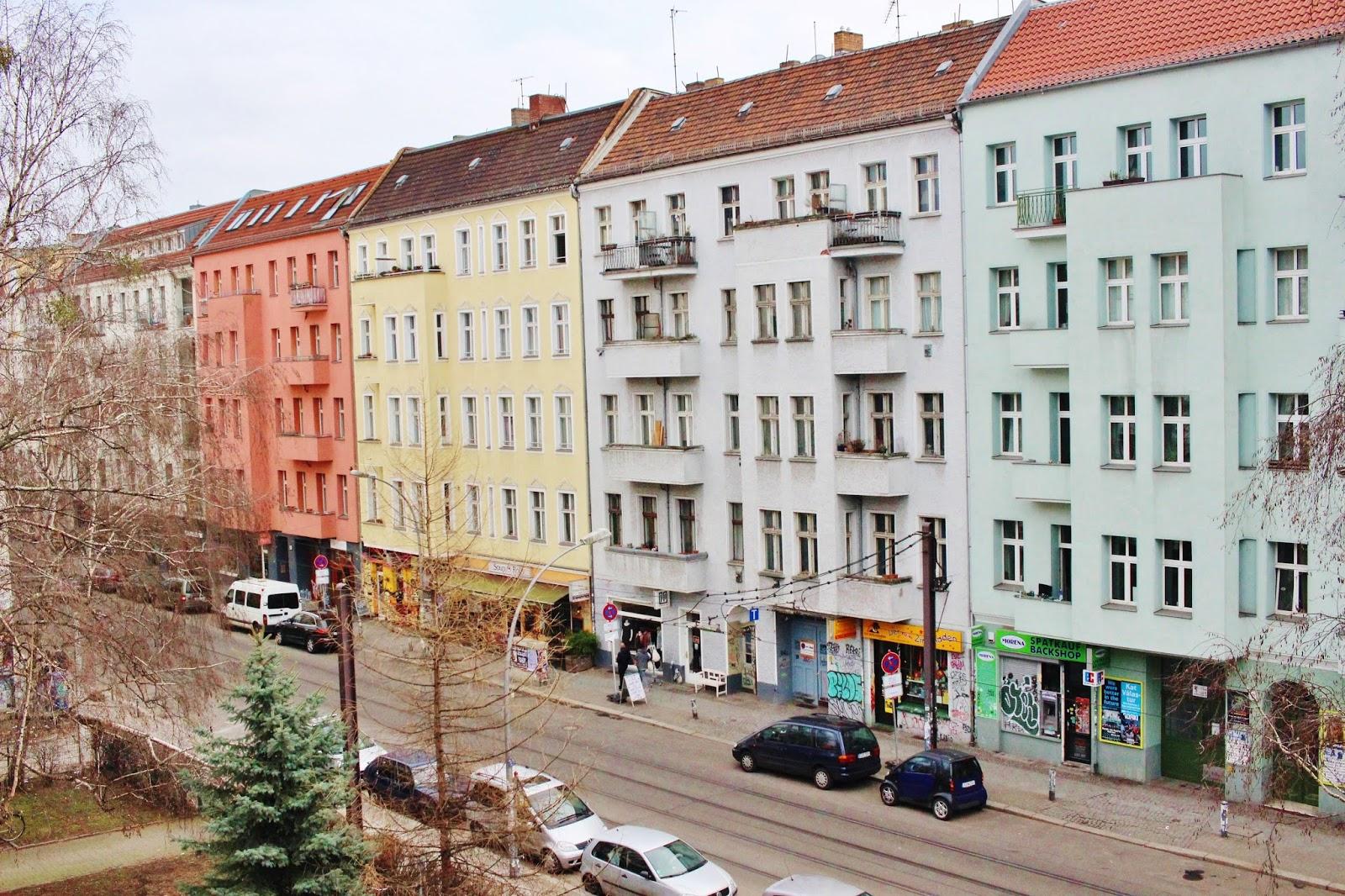 zona residencial berlin