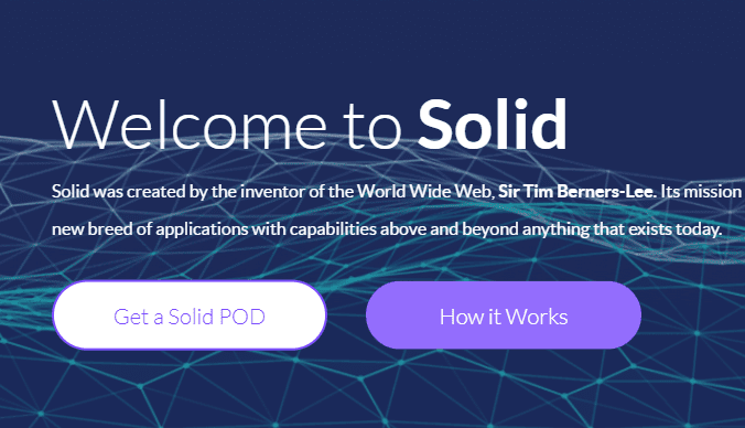 Solid-The New Internet