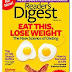 Free subscription to Readers Digest Magazine