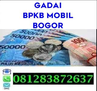 Pinjaman uang jaminan bpkb mobil bogor