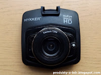 Kamera samochodowa myEye Road Trip HD Hykker z Biedronki