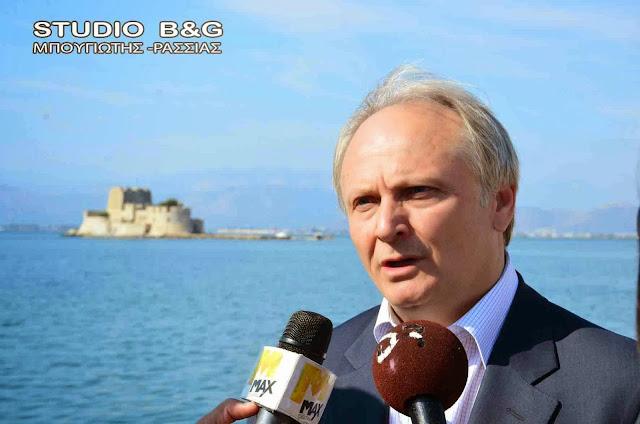 Ανδριανός στη Βουλή για τις καταγγελίες του Εργατικού Κέντρου Ναυπλίου και του Συνδέσμου Ξενοδοχοϋπαλλήλων Ερμιονίδος για την  κατάργηση του ΙΚΑ Κρανιδίου