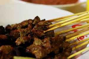 Kuliner Indonesia - Sate Matang Dek Wan