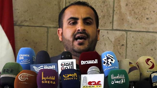 Yemeni Houthi Ansarullah movement warns of repercussions of support for crimes of Saudi Arabia
