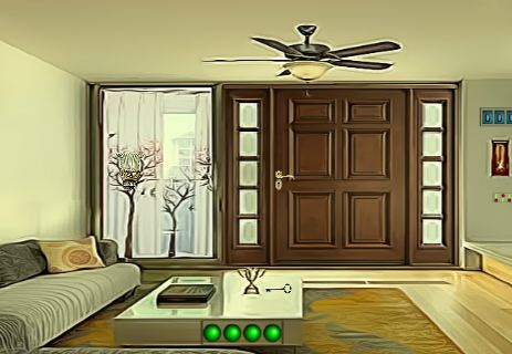 Play EscapeGamesZone Shiny Living Room Escape