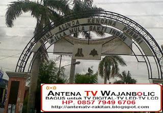 Jual ANTENA TV WAJANBOLIC  Alinda Bekasi