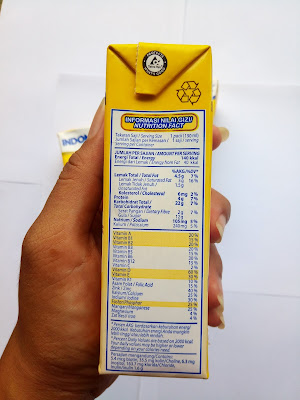 Banana Milk dari Indomilk; Banana Uyunya Indonesia