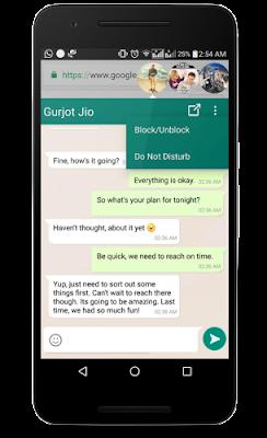 تحميل تطبيق DirectChat Pro للرد علي جميع الرسائل في مكان واحد