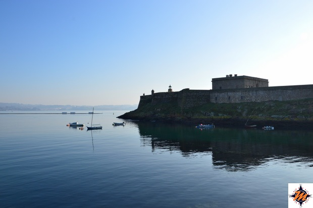 La Coruña, castello di San Antón