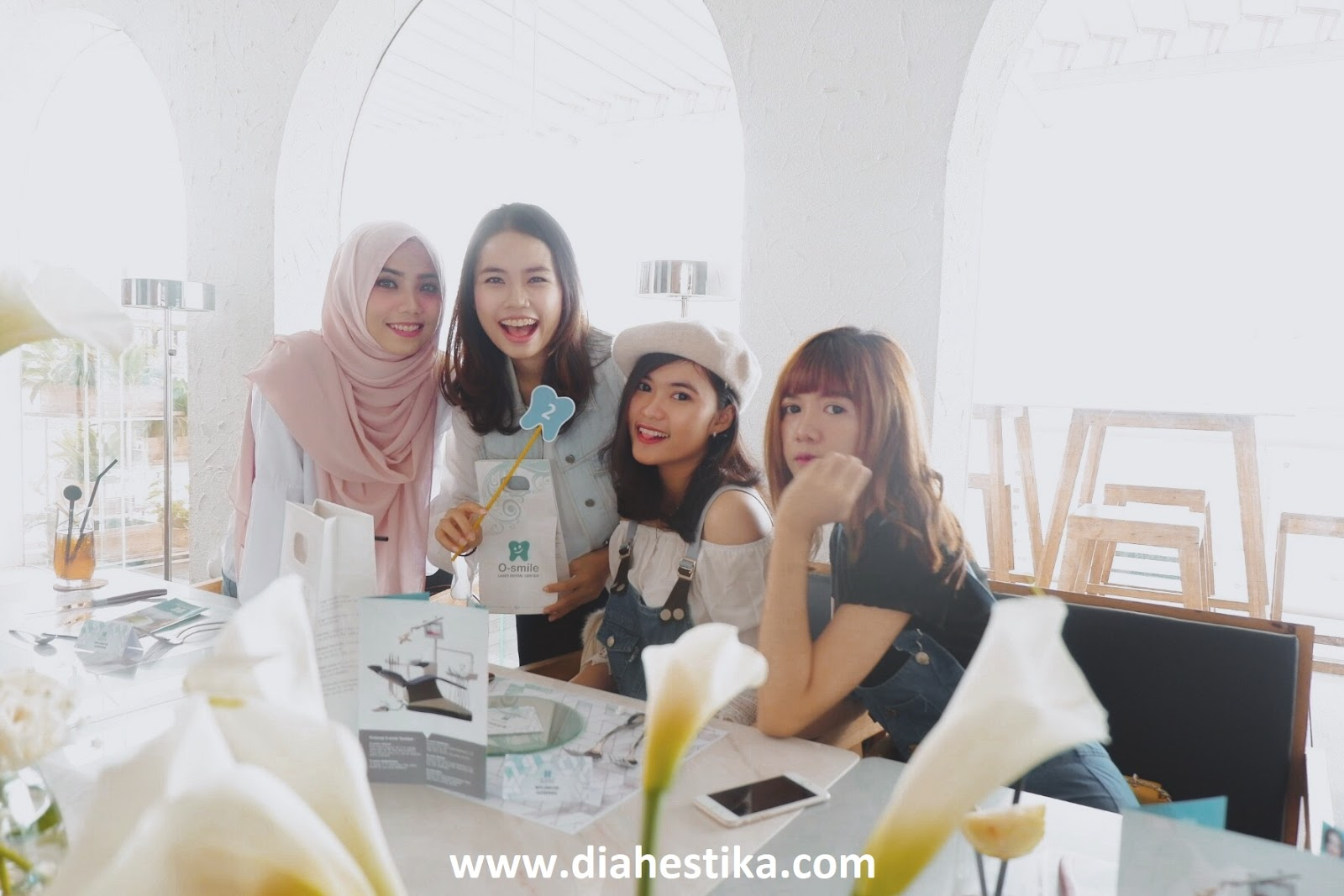 O-Smile Influencer Gathering: Pentingnya Kesadaran Perawatan Gigi Sejak Dini