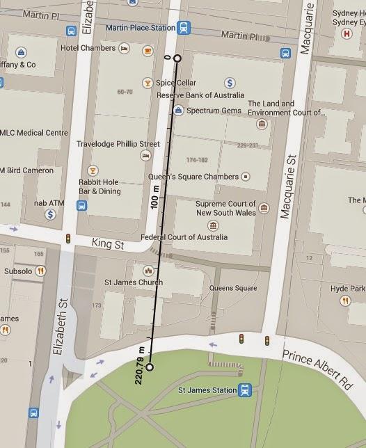 Martin Place Sydney Map Friends of Sydney Metro: SRT