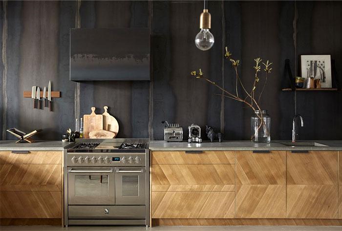 тенденции дизайна кухни 20182019 цвета материалы и идеи