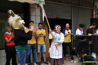 Fiestas de Arteagabeitia-Zuazo