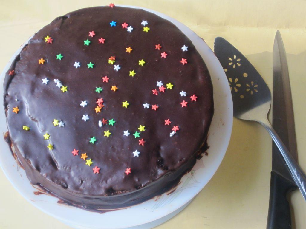 Double Fudge Chocolate Cake Ina Garten