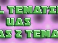 SOAL TEMATIK UAS KELAS 2 SD TEMA 1