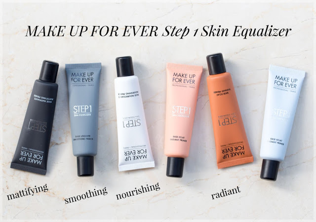 [Review] Chọn kem lót Makeup For Ever Step 1 skin Equalizer phù hợp cho từng loại da, makeup forever, Make4ever, makeup forever step 1, primer, base, kem lót