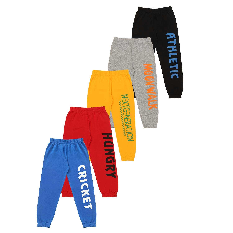 KYDA KIDS Boys' Loose Fit Trackpants