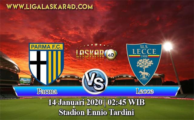 Prediksi pertandingan Parma vs Lecce 14 Januari 2020