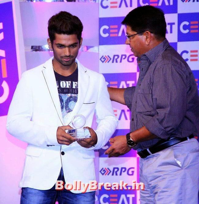 CEAT Cricket Ratings Awards 2014, Chitrangada Singh performed at CEAT Cricket Ratings Awards 2014
