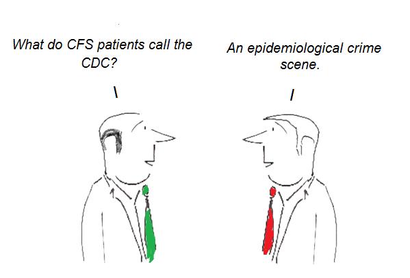 cdc, cfs, chronic fatigue syndrome, cartoon, epidemiology