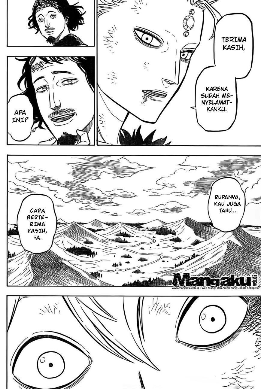Baca Manga Black Clover Chapter 21 Bahasa Indonesia