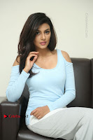 Anisha Ambrose Latest Pos Skirt at Fashion Designer Son of Ladies Tailor Movie Interview .COM 1235.JPG