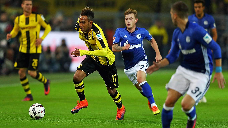 Dortmund vs Schalke EN VIVO por la Bundesliga