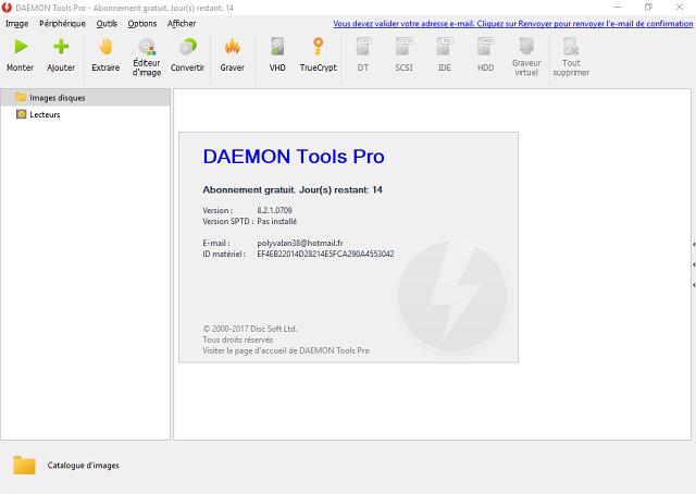 تحميل برنامج DAEMON Tools لإنشاء الأقراص الوهمية
