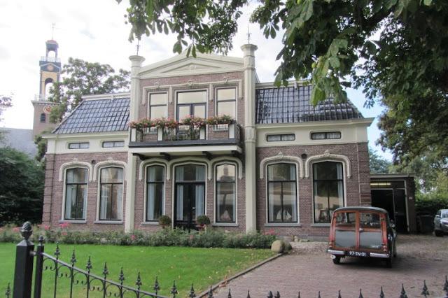 Friesland, Elfstedentocht, oude staete