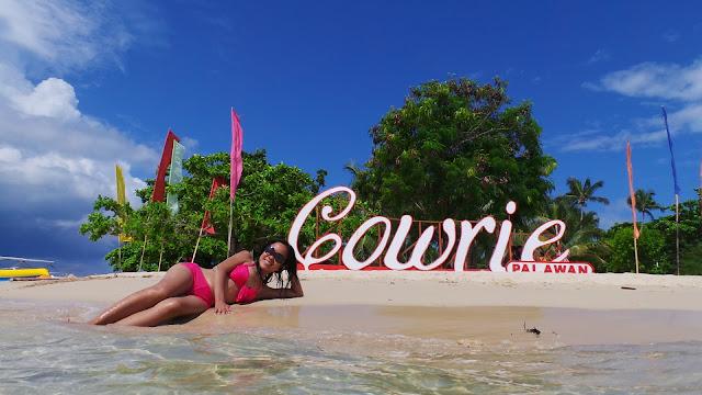 Cowrie Island Palawan