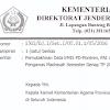 Surat Edaran Pemutakhiran Data EMIS PD-Pontren, PAI dan Pengawas Madrasah Semester Genap TP 2015/2016
