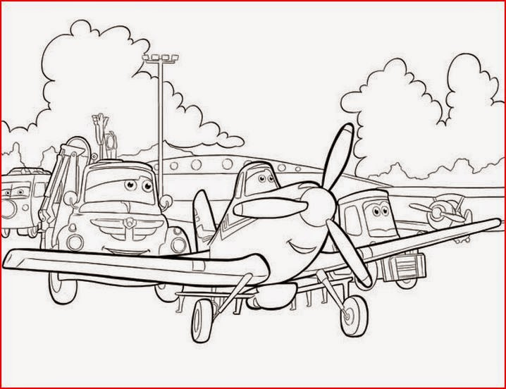 disney planes coloring pages skipper - photo#20