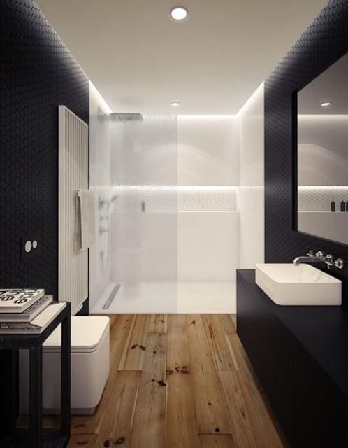 Amazing shower designs