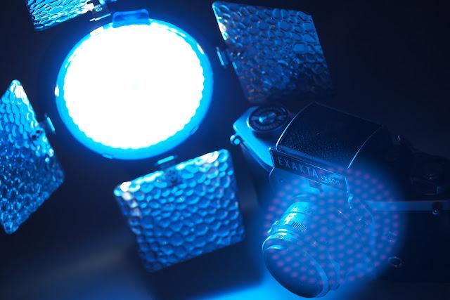 Lampy Ledowe dla fotografa - Yongnuo YN-168 - RECENZJA #2