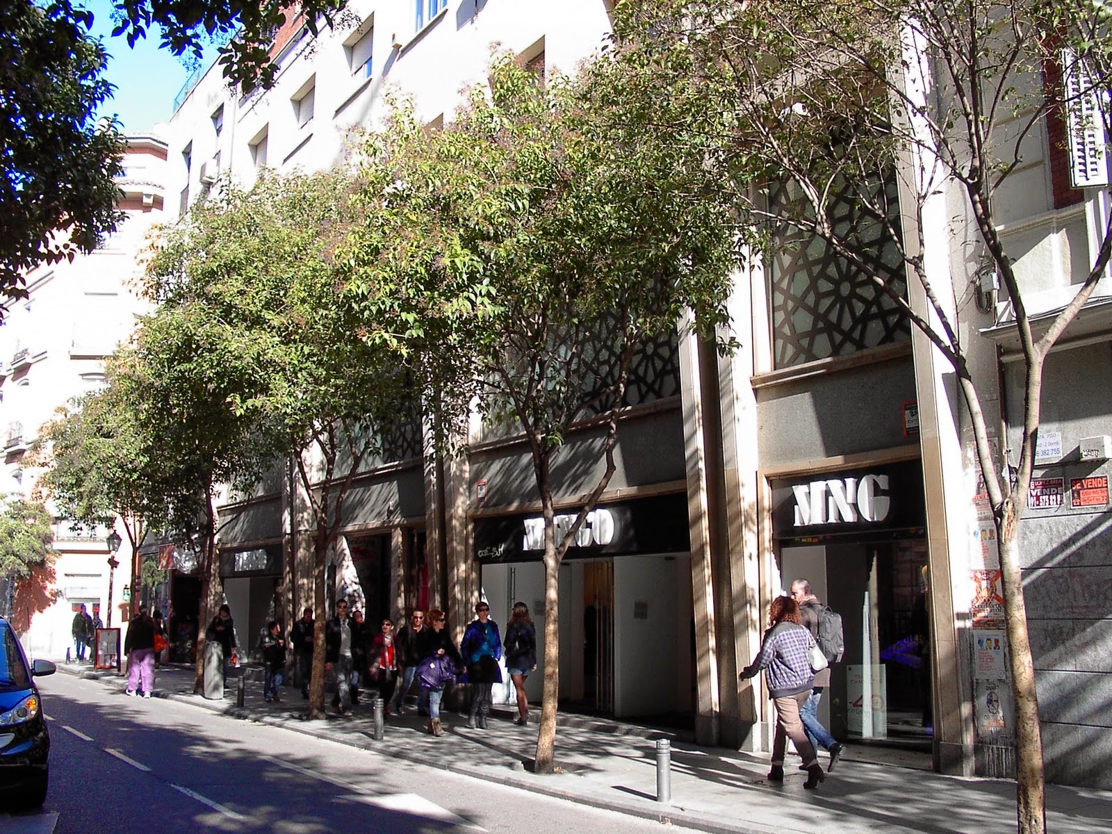 Calle-de-Fuencarral-Madrid-Espanha
