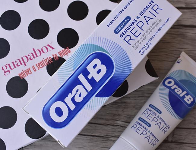 Dentífrico Encías y Esmalte Repair Original de Oral-B