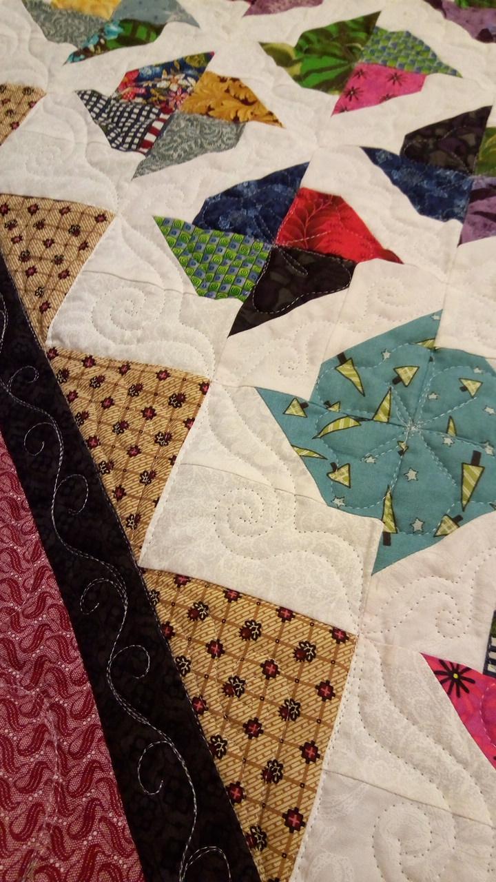 Quilt Knit Run Sew Presenting My Kitchen Sink Quilt