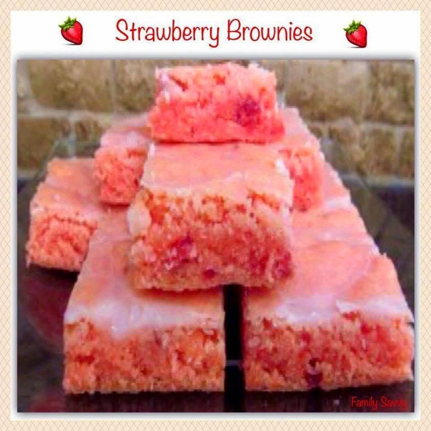 This easy strawberry cake is a favorite dessert! Fresh strawberries, paired with easy, on-hand ingredients for the cake makes a special treat. Pairs wonderfully with whipped cream or ice cream.