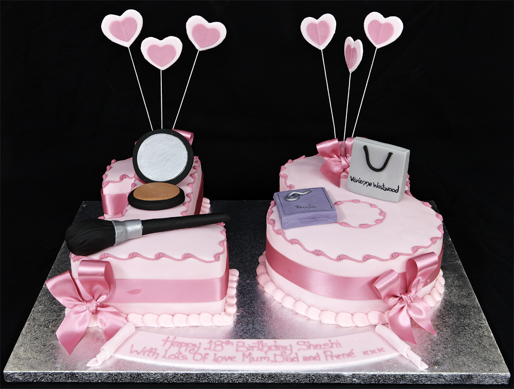 Birthday Cake Ideas Makeup