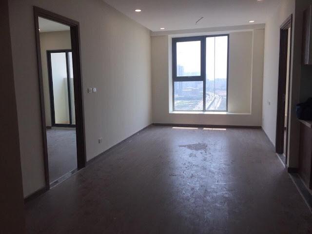 Các căn hộ đầu tiên thuộc toà CT4 đã đi vào bàn giao