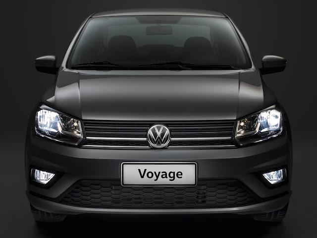 VW Voyage 2020