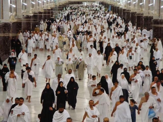 Hati-hati, Tempat Baru Buatan Arab Saudi untuk Sa'i Tidak Sah