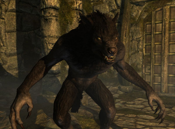 Witchery mod how to become a werewolf