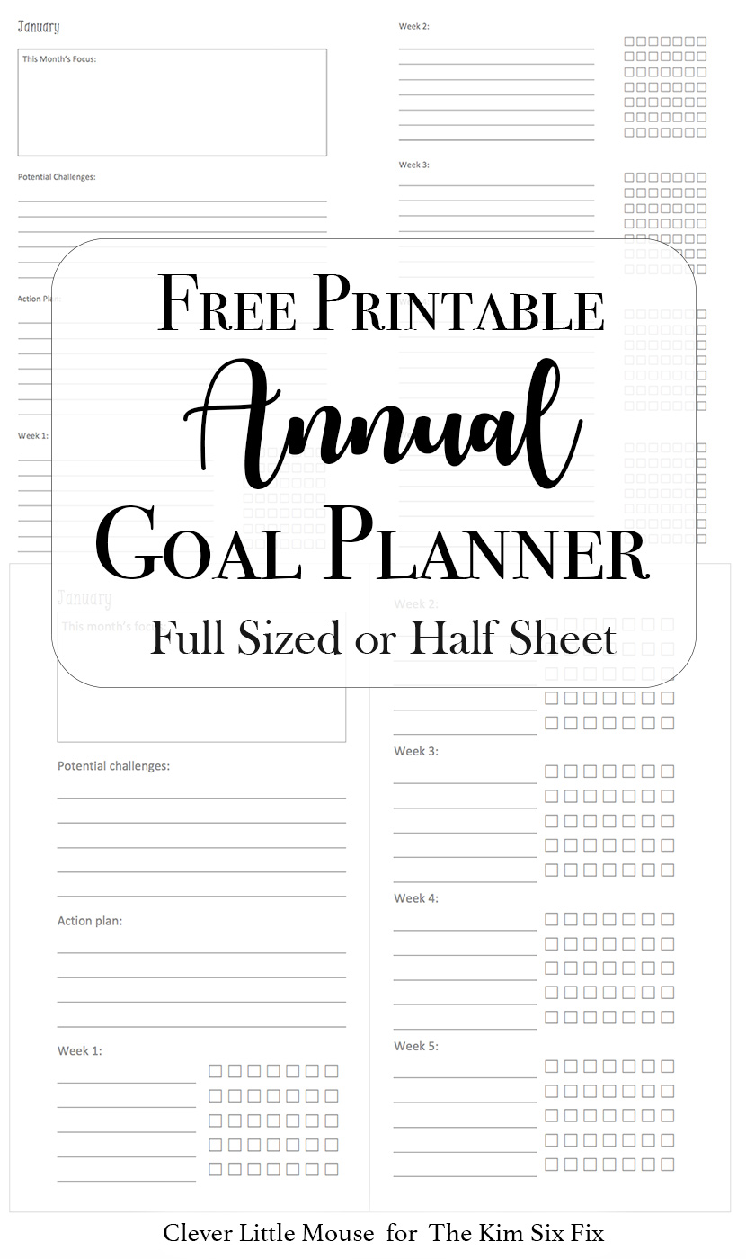 Astounding image in goals printable