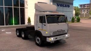 Kamaz 5410 truck mod