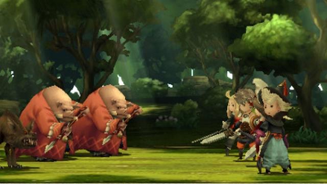 Bravely Default screenshot 3