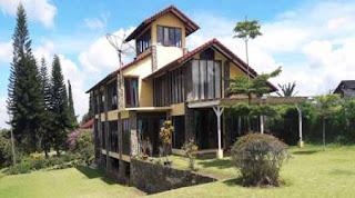 paket villa keluarga murah dan nyaman